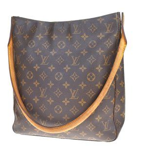 Auth Louis Vuitton Looping Gm Shoulder #N6714V97O